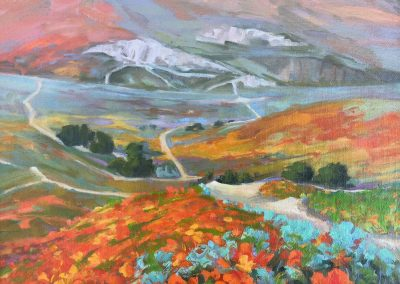 Kay-Zetlmaier-Antelope-Valley-Poppies-11x14-oil
