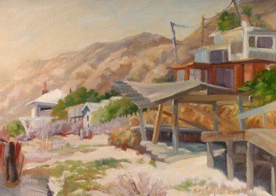 Kay-Zetlmaier-Crystal-Cove-Summer-Heat-11x14-oil