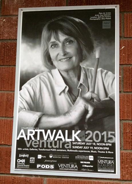 Ventura ArtWalk 2015