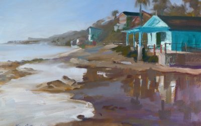 Laguna Beach Plein Air Association Exhibit