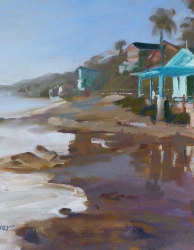 Kay-Zetlmaier-Little-Blue-House-11x14-oil