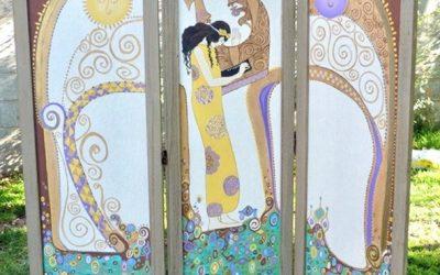 Screen Painted for Ventura Music Festival
