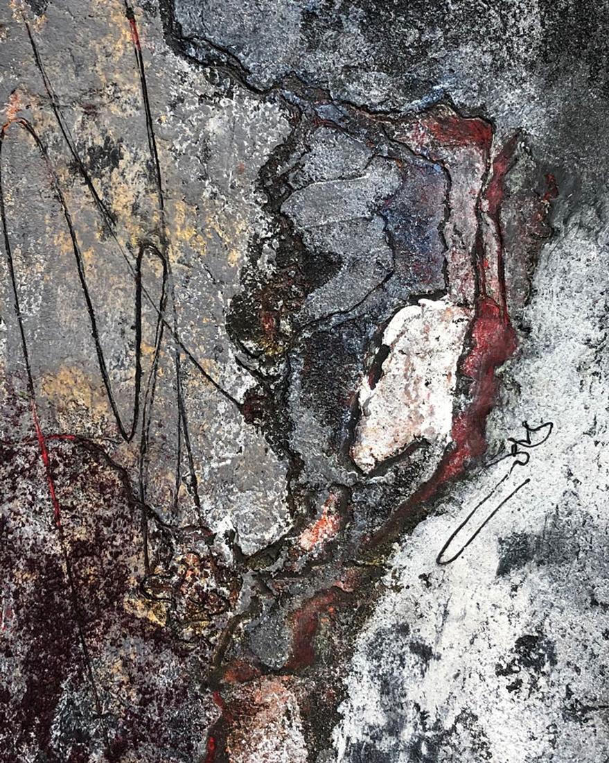 Kay-Zetlmaier-Earth-#1-8x6-oil/cwax